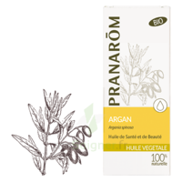 PRANAROM Huile végétale bio Argan 50ml à Eysines