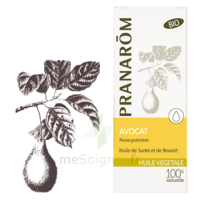 PRANAROM Huile végétale bio Avocat à Eysines
