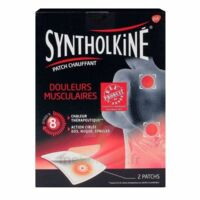 SYNTHOLKINE PATCH PETIT FORMAT, bt 2 à Eysines