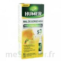 HUMER MAL DE GORGE AIGU à Eysines