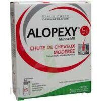 ALOPEXY 50 mg/ml S appl cut 3Fl/60ml à Eysines