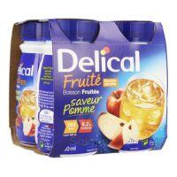 DELICAL BOISSON FRUITEE Nutriment pomme 4Bouteilles/200ml à Eysines