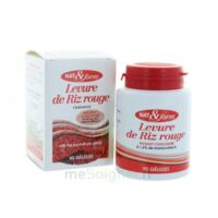 NAT&FORM EXPERT Levure de riz rouge Gélules B/90 à Eysines