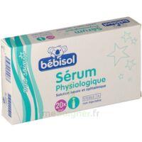 BEBISOL MES SOINS Solution nasale sérum physiologique 20 Doses/5ml à Eysines