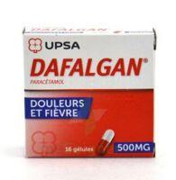 DAFALGAN 500 mg Gélules 2plq/8 (16) à Eysines