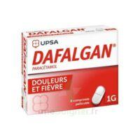 DAFALGAN 1000 mg Comprimés pelliculés Plq/8 à Eysines