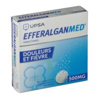 EFFERALGANMED 500 mg, comprimé effervescent sécable à Eysines
