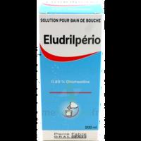 ELUDRILPERIO 0,2 %, solution pour bain de bouche à Eysines