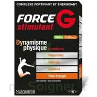 FORCE G STIMULANT, bt 10 à Eysines