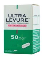 ULTRA-LEVURE 50 mg Gélules Fl/50 à Eysines