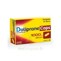 Dolipranecaps 1000 Mg Gélules Plq/8 à Eysines