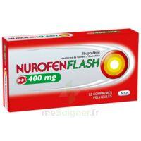 NUROFENFLASH 400 mg Comprimés pelliculés Plq/12 à Eysines