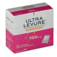ULTRA-LEVURE 100 mg Poudre pour suspension buvable en sachet B/20 à Eysines