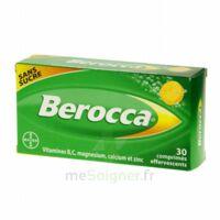 Berocca Comprimés effervescents sans sucre T/30 à Eysines