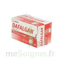 DAFALGAN 1000 mg Comprimés effervescents B/8 à Eysines