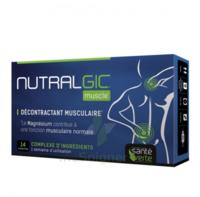 Nutralgic Muscle Comprimés décontractant musculaire B/14 à Eysines