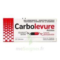 CARBOLEVURE Gélules adulte Plq/30 à Eysines