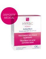 Hyfac Woman Active Mask Masque 15 Sachets à Eysines