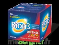 Bion 3 Défense Junior Comprimés à Croquer Framboise B/30 à Eysines