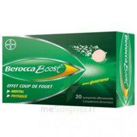 Beroccaboost Comprimés Effervescents B/20 à Eysines