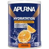Apurna Poudre pour boisson hydratation Orange 500g à Eysines