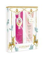 Roger & Gallet Coffret Eau Parfumée Bienfaisante Rose Imaginaire 30 ml + Gel Douche Apaisant 50 ml à Eysines