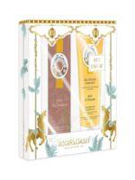 Roger & Gallet Coffret Eau Parfumée Bienfaisante Bois d'Orange 30 ml + Gel Douche Tonifiant 50 ml