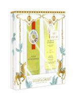 Roger & Gallet Coffret Eau Parfumée Bienfaisante Fleur d'Osmanthus 30 ml + Gel Douche Euphorisant 50 ml