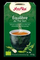 Yogi Tea Thé équilibre du thé vert bio 17 Sachets à Eysines