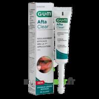 Gum Aftaclear Gel aphtes lésions buccales 10ml à Eysines