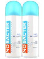 Nobacter Gel de rasage peau sensible 2*150ml à Eysines