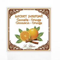 Le Blanc Sachet Parfumé Cannelle Orange à Eysines