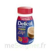 DELICAL BOISSON HP HC CONCENTREE Nutriment café 4Bouteilles/200ml à Eysines