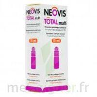 NEOVIS TOTAL MULTI S ophtalmique lubrifiante pour instillation oculaire Fl/15ml à Eysines