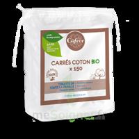Gifrer Carré Coton Bio Sachet/150 à Eysines