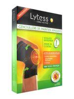 Lytess - Genouillère maintien apaisant noir T3 à Eysines