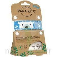 PARA'KITO KIDS Bracelet répulsif anti-moustique polar bear à Eysines