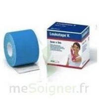 LEUKOTAPE K Sparadrap bleu 5cmx5m à Eysines