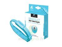 Pharmavoyage Bracelet répulsif origine végétale anti-moustique bleu à Eysines
