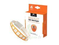 Pharmavoyage Bracelet répulsif origine végétale anti-moustique orange à Eysines