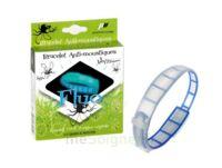Pharmavoyage Bracelet phosphorescent anti-insectes Bleu fluo à Eysines