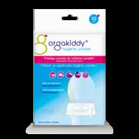 Orgakiddy Protège-cuvette toilettes Pochette/10 à Eysines