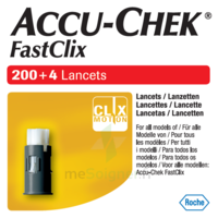Accu-chek Fastclix Lancettes B/204 à Eysines