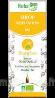 Herbalgem Sirop Bio Respiration 150ml à Eysines