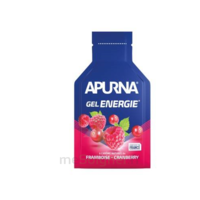 Apurna Gel énergie framboise cranberry T/35g à Eysines