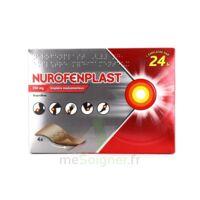 NUROFENPLAST 200 mg Emplâtre médic 4Sach à Eysines