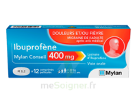 IBUPROFENE MYLAN CONSEIL 400MG, comprimés pelliculés à Eysines