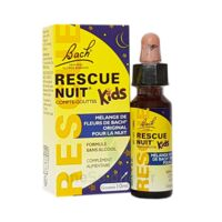 RESCUE® NUIT KIDS Compte-gouttes - 10ml à Eysines