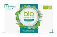 Nutrisanté Infusions Bio Respiratoire 20 Sachets à Eysines