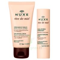 Rêve de Miel Crème Mains et Ongles + Stick Lèvres Hydratant à Eysines